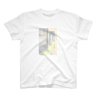 ...from inside the mirror T-shirts