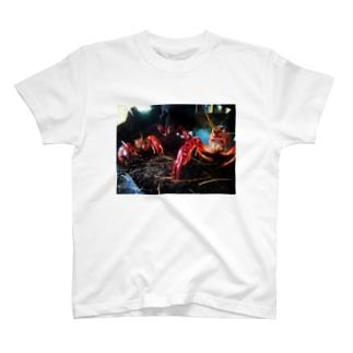 ラッパーのアメザリ集団 T-shirts