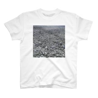 小石畳 T-shirts