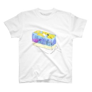 夏の一切れ T-shirts