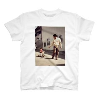 じいちゃんとの思い出 T-shirts