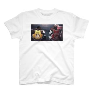 23&23 T-shirts