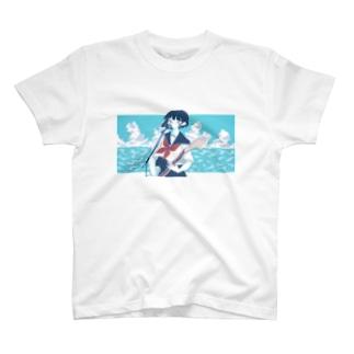 彼女はロックンローラー T-shirts