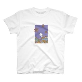 白兎 T-shirts