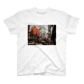 六本木 T-shirts