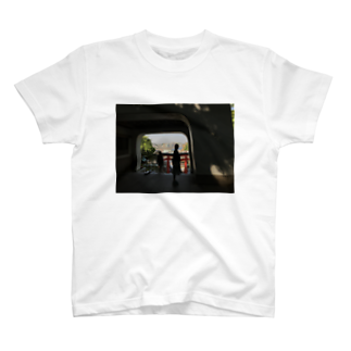 独特の白米の江ノ島ガール T-shirts