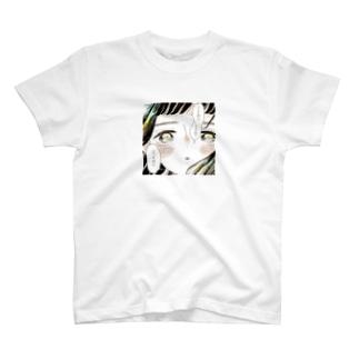 こっち向け T-shirts