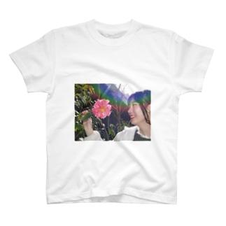 ゆりちゃんとはな T-shirts