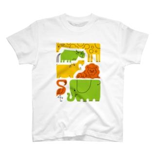 サバンナ T-shirts
