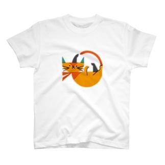 ネコ(1) T-shirts
