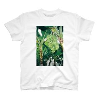 バナナ T-shirts