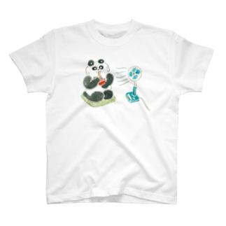 夏にラーメンTシャツ T-Shirt