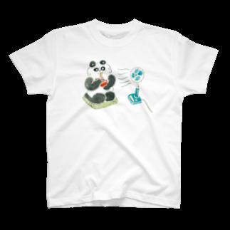 夏にラーメンTシャツ T-shirts