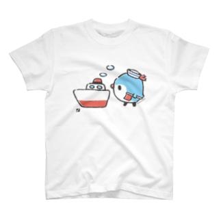 ことりの水兵さん T-shirts