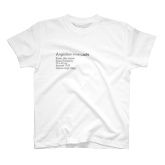 angiolino musicante T-shirts