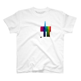 コトバCOLER T-shirts