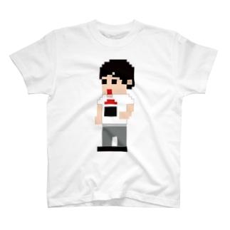 【ウラサン団】室長 Tシャツ T-shirts