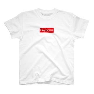 Heyborns T-shirts