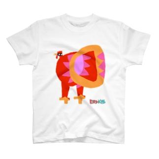 新作BIRD-007・Tシャツ T-shirts