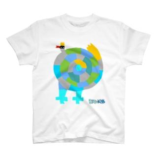 新作BIRD-008・Tシャツ T-shirts