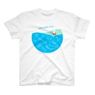 ASO2019×タドリ 海! T-shirts