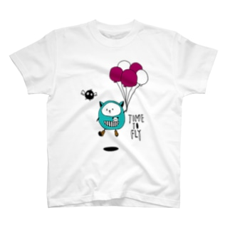TIME TO FLY T-shirts