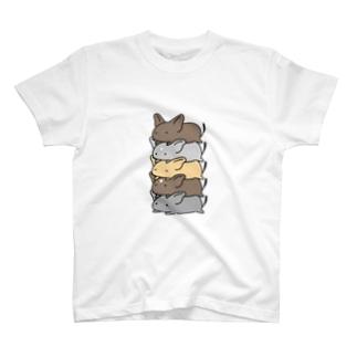でぐでぐ T-shirts