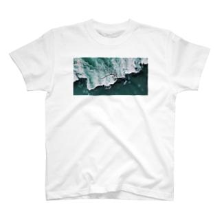 海へ T-shirts