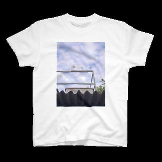 いねの空と風車 T-shirts