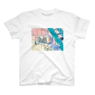 Saigetsuの室外機 T-shirts