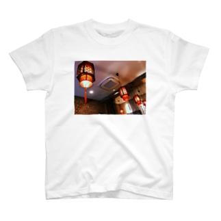 ちょうちん  T-shirts