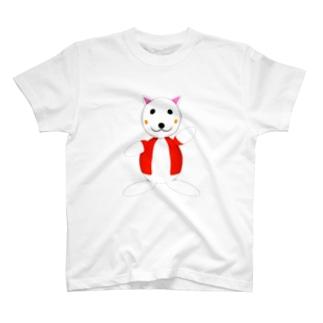 まめにゃんちゅ T-shirts