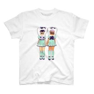 虫歯シャイニング T-shirts