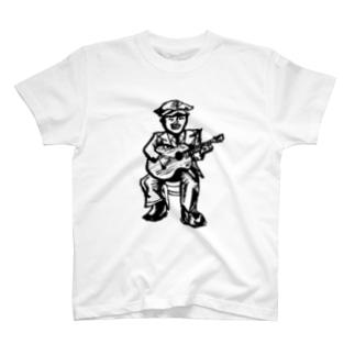 ブルースマン T-shirts