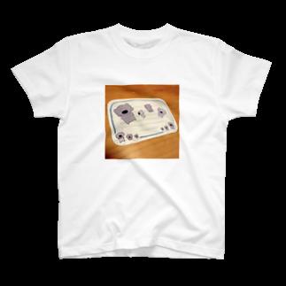 ちゃかのるんこあら1 T-shirts