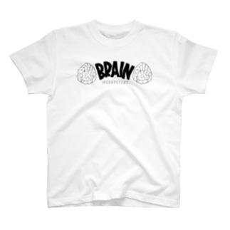ダブルブレイン T-shirts