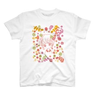 乙女の花占い T-shirts