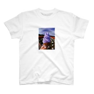 ソフトくりぃぃむ T-shirts