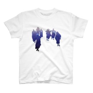 西海岸で話題の仏門style T-shirts