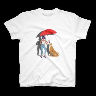 ワタナベ マリエのYOU / ME T-shirts