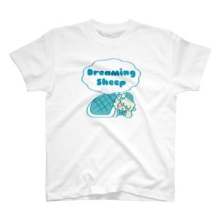 夢見るヒツジちゃん T-shirts