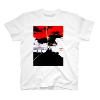非夏粛 T-shirts