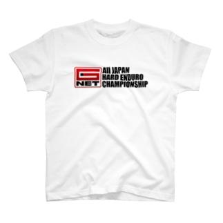 G-NET 横ロゴタイプ T-shirts