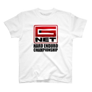 G-NET ロゴ T-shirts