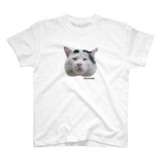 ナナクログッズ T-shirts
