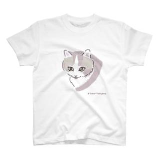 CUTY はなびらちゃん T-shirts