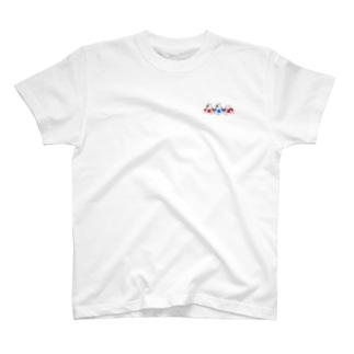 うきわちゃんわんぽいんと! T-shirts