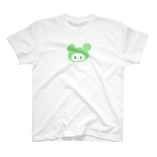 くまみどり T-shirts