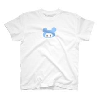 くまあお T-shirts