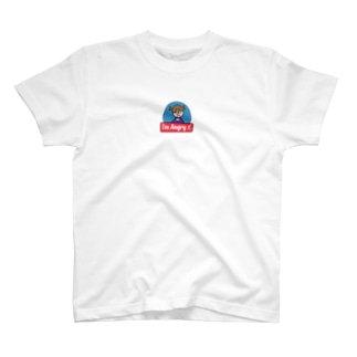 アングリーガール T-shirts